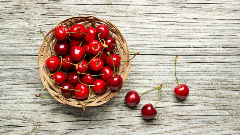 Nutrition Facts of Cherries