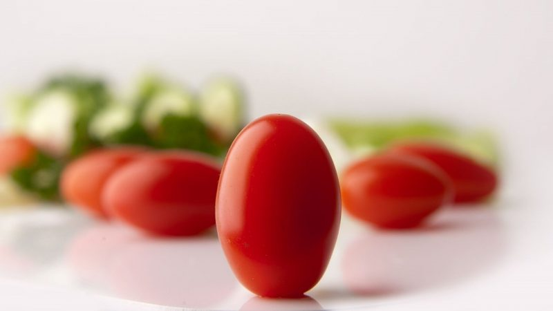 Nutrition Facts of Grape Tomatoes