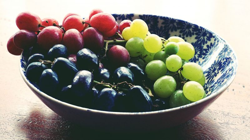 Nutrition Facts of Grapes