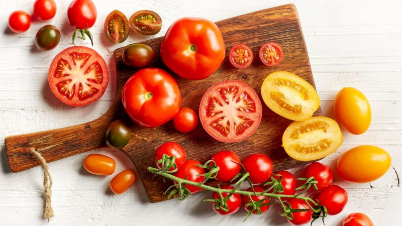 Nutrition Facts of Tomatoes