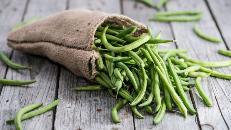 Nutrition Facts on Green Beans