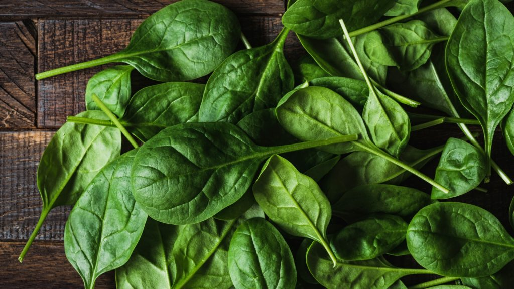 Nutrition Facts of Spinach