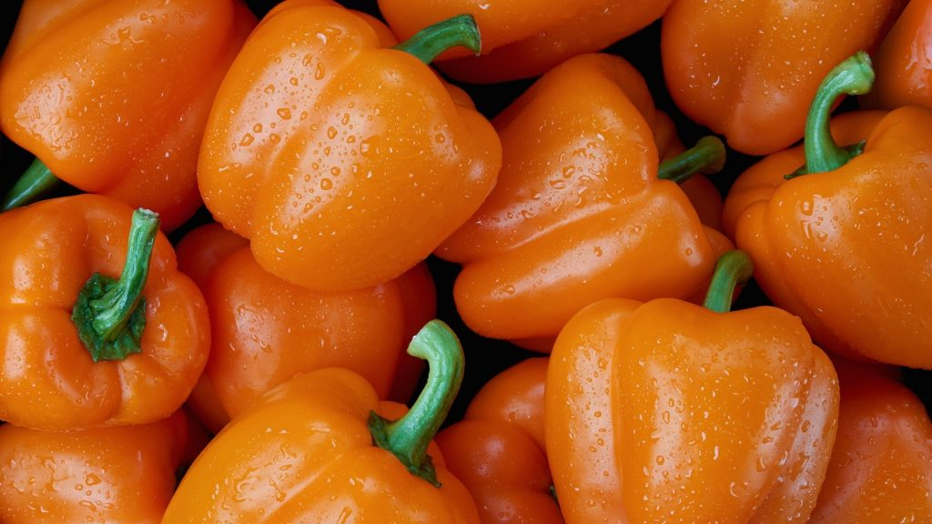 Are Orange Peppers Good for Guinea Pigs Health Benefits