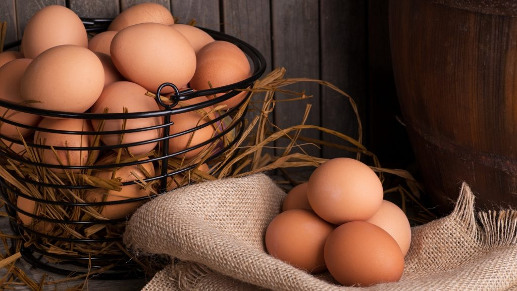 Nutrition Facts of Eggs