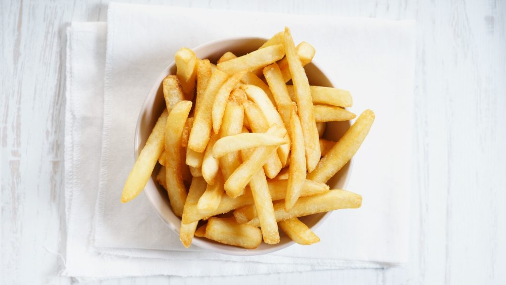 Nutrition Facts of French Fries