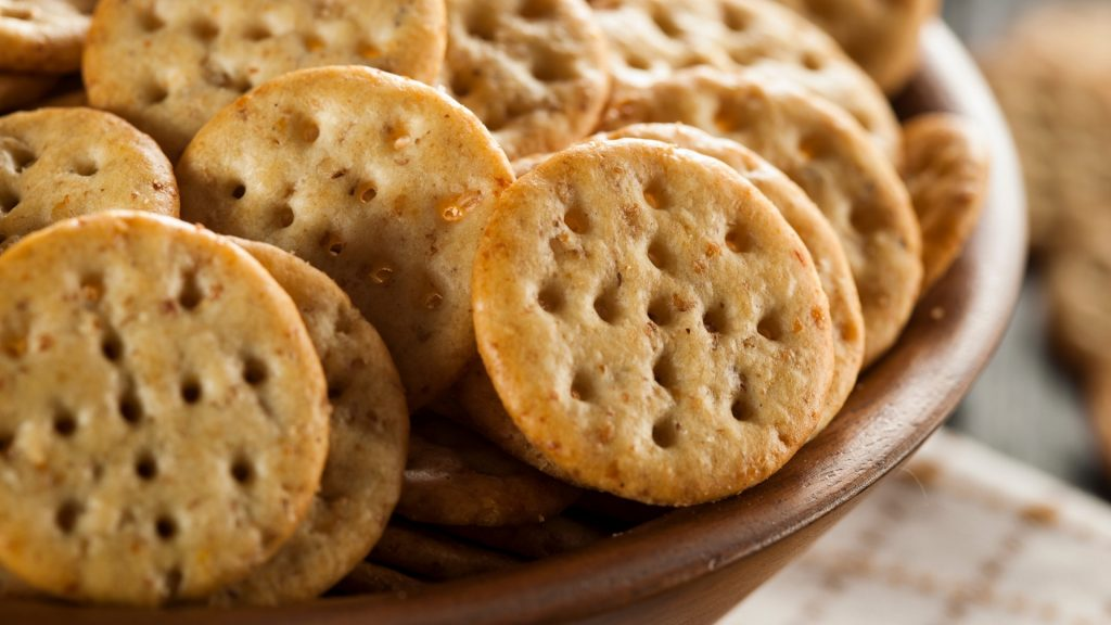 Nutrition Facts of Crackers