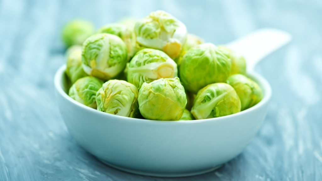Serving Size and Frequency of Brussels Sprouts for Guinea Pigs