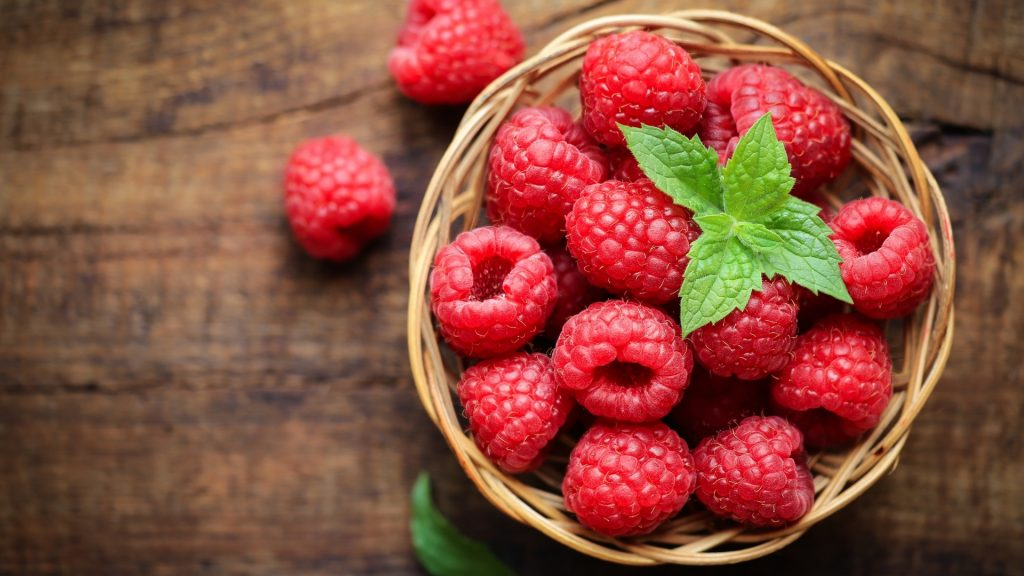 Serving Size and Frequency of Raspberries for Guinea Pigs