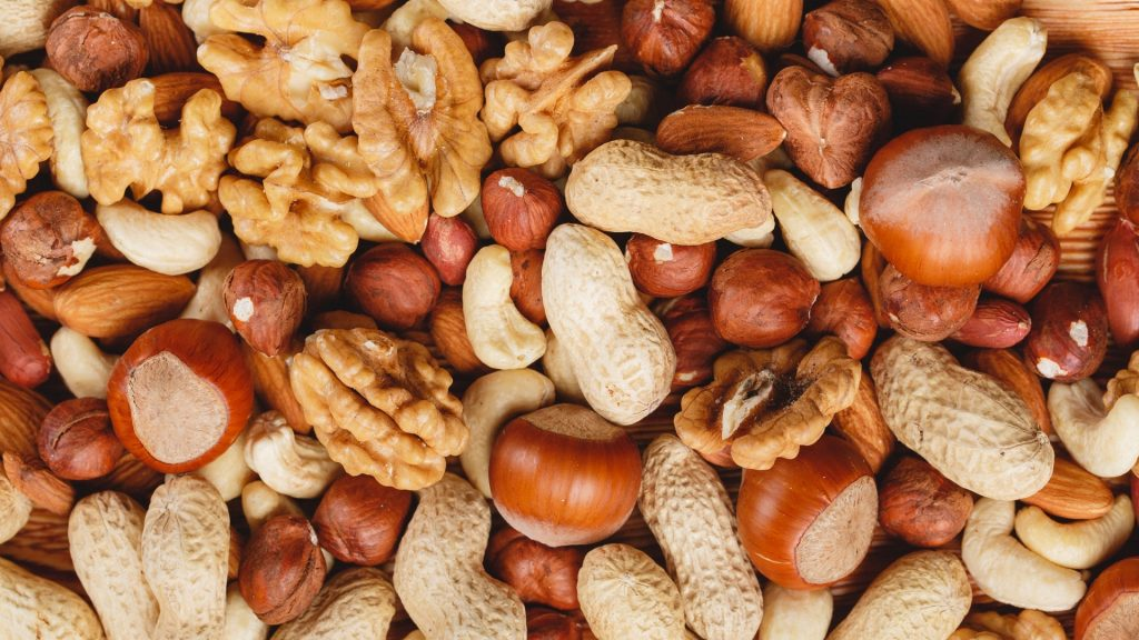 Nutrition Facts of Nuts